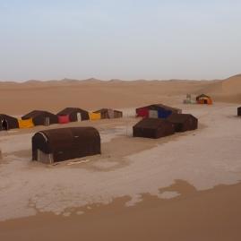 Obóz Erg Chigaga